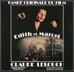 Edith Et Marcel (Claude Lelouch) - 2LP / Soundtracks / 1983