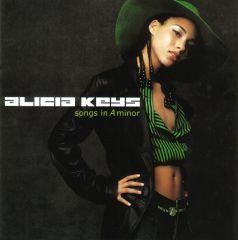 Songs In A Minor - CD / Alicia Keys / 2001