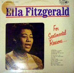 For Sentimental Reasons... - LP / Ella Fitzgerald