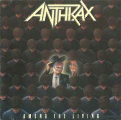 Among The Living - CD / Anthrax / 1986
