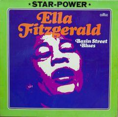 Basin Street Blues - LP / Ella Fitzgerald  / 1976