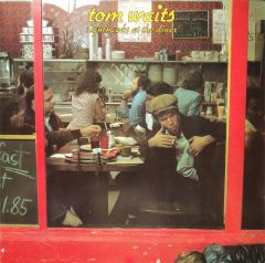 Nighthawks At The Diner - 2LP (Rød Vinyl) / Tom Waits / 1975 / 2018