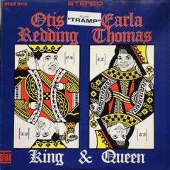King & Queen - LP / Otis Redding & Carla Thomas / 1967 / 2017
