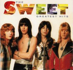 Greatest Hits - CD / The Sweet / 2000