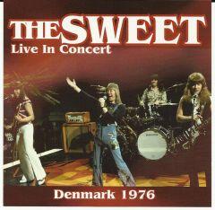 Live In Concert Denmark 1976 - CD / The Sweet /  2010