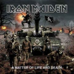 A Matter Of Life And Death - 2LP / Iron Maiden / 2006 / 2017
