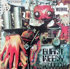 Burnt Weeny Sandwich - LP / The Mothers Of Invention - Frank Zappa / 1998