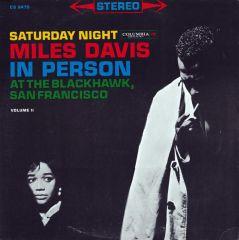 In Person, Saturday Night At The Blackhawk, San Francisco, Volume II - CD / Miles Davis / 2014
