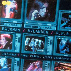 Tele-gram / Långt farväl…(live soundtrack) - 2LP / Bäckman/Hylander/R.M.B. / 1985