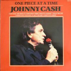 One Piece At A Time - LP / Johnny Cash