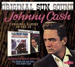 Original Sun Sound Of Johnny Cash - CD / Johnny Cash  / 2007