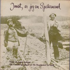 Jovist, Er Jeg En Spillemand - LP / Ole Bundgaard / 1979