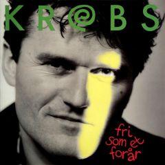 Fri Som Et Forår - LP / Poul Krebs / 1990
