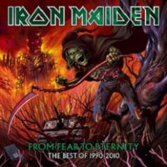 From Fear To Eternity - 3LP / Iron Maiden / 2011