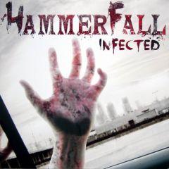 Infected - 2LP (farvet vinyl) / Hammerfall / 2011