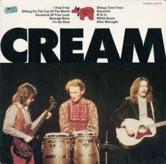 Cream - LP / Cream / 1976