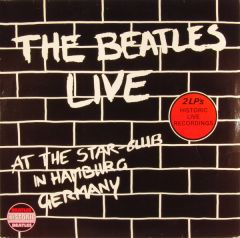 Live! at the Star-Club in Hamburg - 2LP / The Beatles / 1982