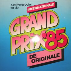 Internationale Grand Prix '85 - LP / Various / 1985