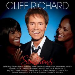 Soulicious - CD / Cliff Richard / 2011