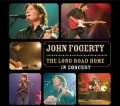 The Long Road Home - In Concert - 2CD / John Fogerty / 2006