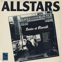 Session At Riverside - LP / Allstars  / 1986