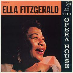Ella Fitzgerald At The Opera House - LP / Ella Fitzgerald