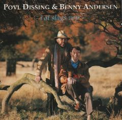 I al slags vejr - LP / Povl Dissing & Benny Andersen / 1990