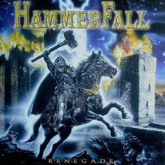 Renegade - LP (Farvet vinyl) / Hammerfall / 2000 / 2019