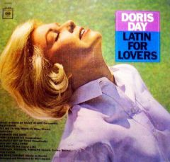 Latin For Lovers - LP / Doris Day / 1965