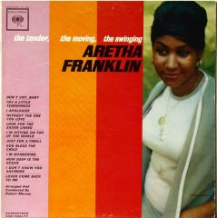 The Tender, The Moving, The Swinging Aretha Franklin - LP / Aretha Franklin  / 1962