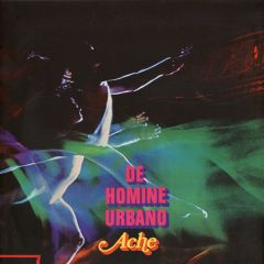 De Homine Urbano - LP (RSD Black Friday 2017 Turkis Vinyl) / Ache / 1970 / 2017