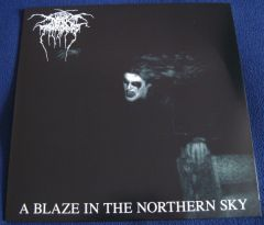 A Blaze In The Northern Sky - LP / Darkthrone / 1991