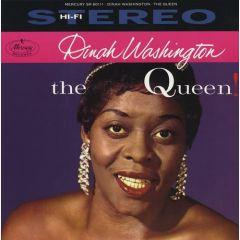 The Queen! - LP  / Dinah Washington / 1959 / 2017