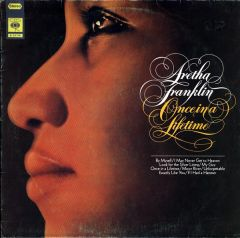 Once In A Lifetime - LP / Aretha Franklin / 1969