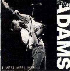 Live Live Live - CD / Bryan Adams / 1988