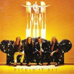 Riskin' It All - CD / D.A.D. / 1991