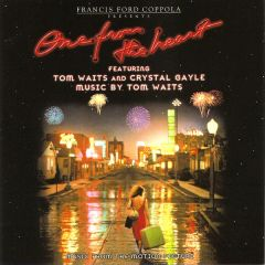 One From The Heart (Soundtrack) - CD / Tom Waits & Crystal Gayle | Soundtrack / 1982