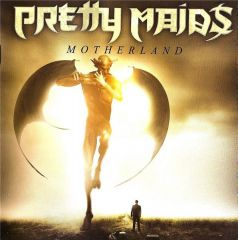 Motherland - LP / Pretty Maids / 2013 / 2019