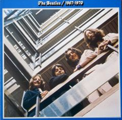 1967-1970 (Den blå compilation) - 2LP / Beatles / 1973/2015
