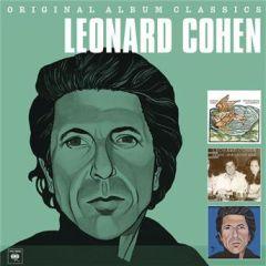 Original Album Classics - 3CD / Leonard Cohen / 2012