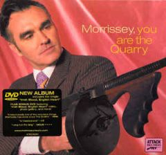 You Are The Quarry - CD+DVD / Morrissey / 2004
