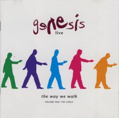 Live / The Way We Walk (Volume Two: The Longs) - CD / Genesis / 1993