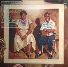 Porgy And Bess - 2LP / Ella Fitzgerald And Louis Armstrong / 1976