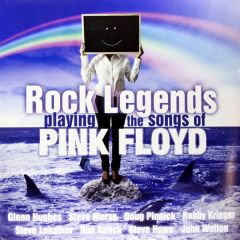 Rock Legends Playing The Songs Of Pink Floyd - 2LP / Various Artists | Pink Floyd Tribute / 2008 / 2013