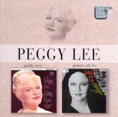 Pretty Eyes / Guitars Ala Lee - CD / Peggy Lee / 1999