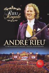Rieu Royale - Kroningsconcert Live In Amsterdam - DVD / Andre Rieu / 2013