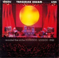 Logos Live - cd / Tangerine Dream / 1994