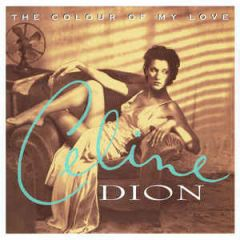 The Colour Of My Love - 2LP / Celine Dion / 1993 / 2019
