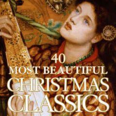 40 Most Beautiful Christmas Classics - 2CD / Various Artists / 2007