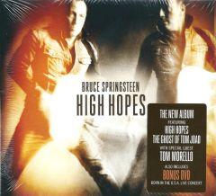 High Hopes - CD+DVD / Bruce Springsteen / 2014